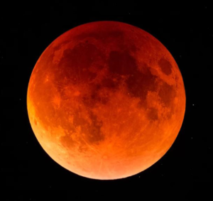 Energy theme after Super Blood Moon Eclipse