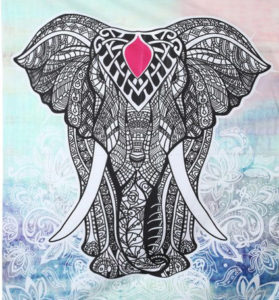 Message from the Elephant Animal Totem